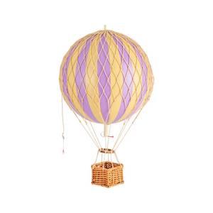 Bilde av Luftballong medium Travel Light lavendel