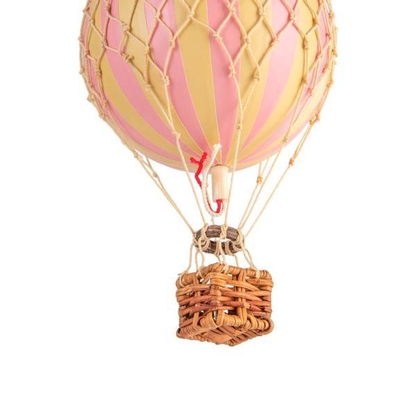 Luftballong liten Floating the Skies rosa
