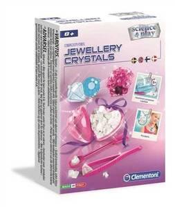 Bilde av Eksperimentsett krystaller smykker